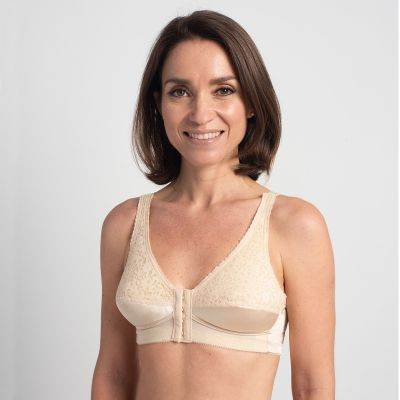 Choices Mastectomy Bra - Front Hook & Front Hook Adjustments - Style 185