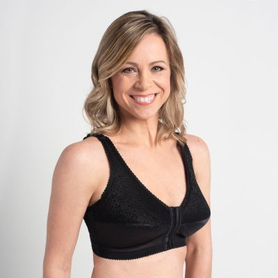 Choices Mastectomy Bra - Front Hook & Front Hook Adjustments - Style 195