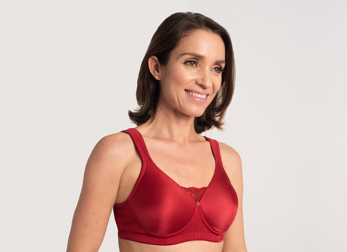 beautiful bras for breast cancer survivors